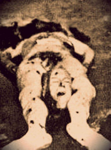 Resultado de imagen de cadaver de lopez ochoa