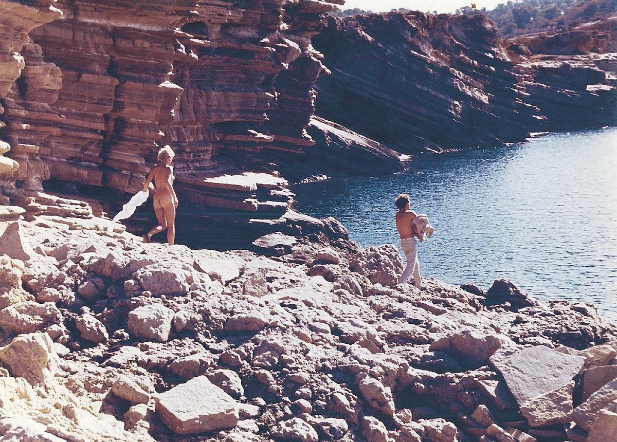 """Imágenes de la película """"More"""", rodada en Ibiza por Barbet Schroeder en 1969. La música la puso Pink Floyd"""