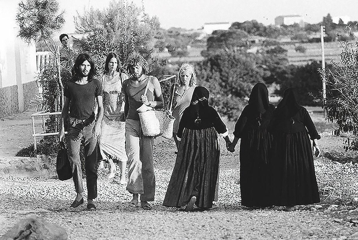Formentera, 1970