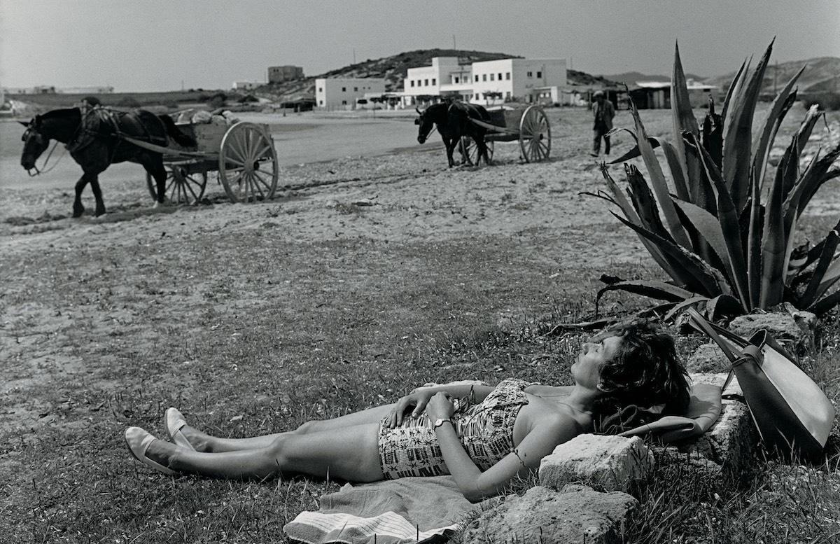 Ibiza en 1960 retratada por el fotógrafo Paco Gómez