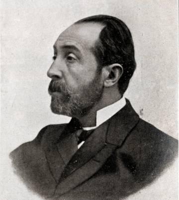 Bartolomé Robert, alcalde de Barcelona en 1899.