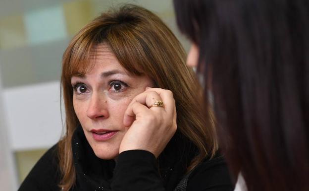 Marian Romero, viuda de Isaías Carrasco.