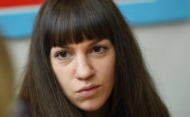 Sandra Carrasco.