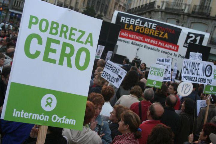 Resultado de imagen de Oxfam y la industria de la buena conciencia