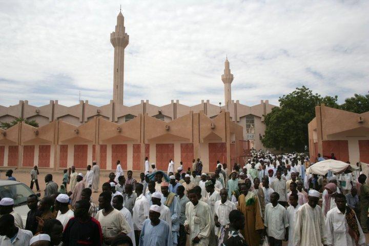 4. Chad - 0.575.  Es mucho menos probable que las mujeres en este país sean alfabetizadas o educadas que los hombres, y nunca ha habido una jefa de estado.