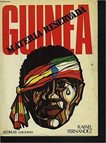 Resultado de imagen de libro Guinea. Materia reservada