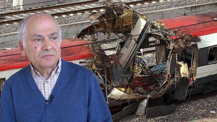 Carlos Sánchez de Roda, ingeniero y autor del libro Los trenes del 11-M.