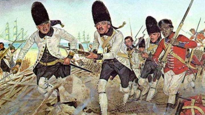 La Batalla de Pensacola