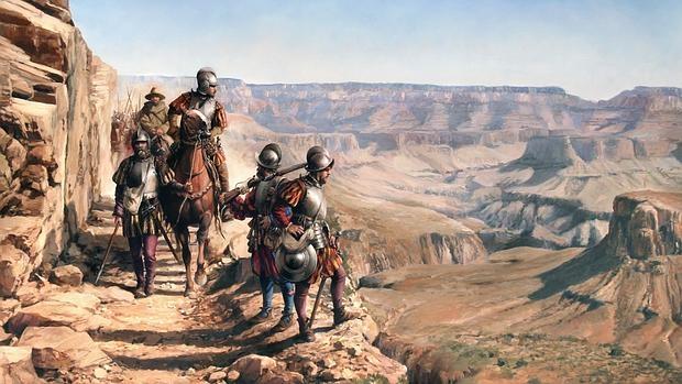 Resultado de imagen de Justicia a los exploradores españoles