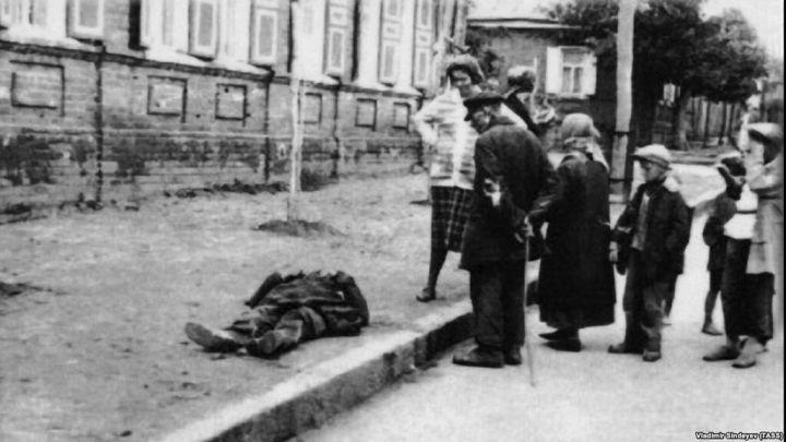 Según algunos cálculos, el Holodomor provocó más de cuatro millones de muertes en Ucrania.