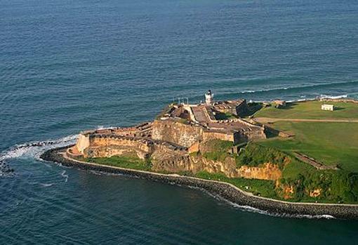 Castillo San Felipe del Morro, en San Juan de Puerto Rico