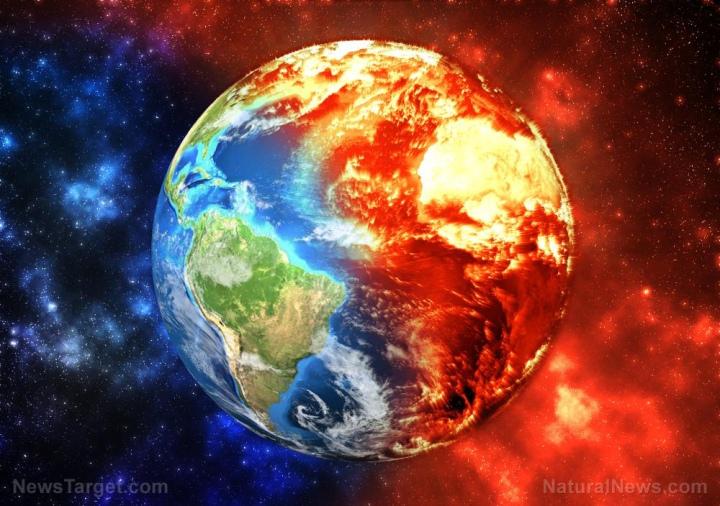 Imagen: la NASA admite que el cambio climático ocurre debido a cambios en la órbita solar de la Tierra, y NO debido a SUV y combustibles fósiles