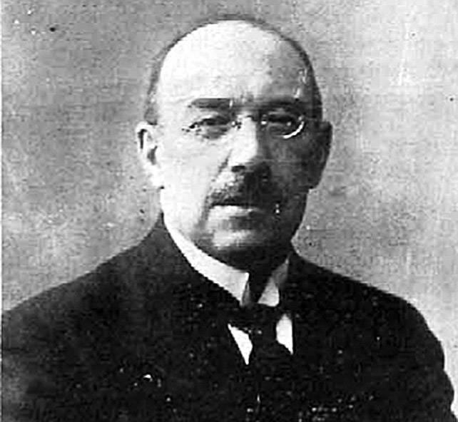 Retrato de Álvaro López Núñez