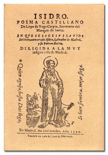 Resultado de imagen de san isidoro poema a españa