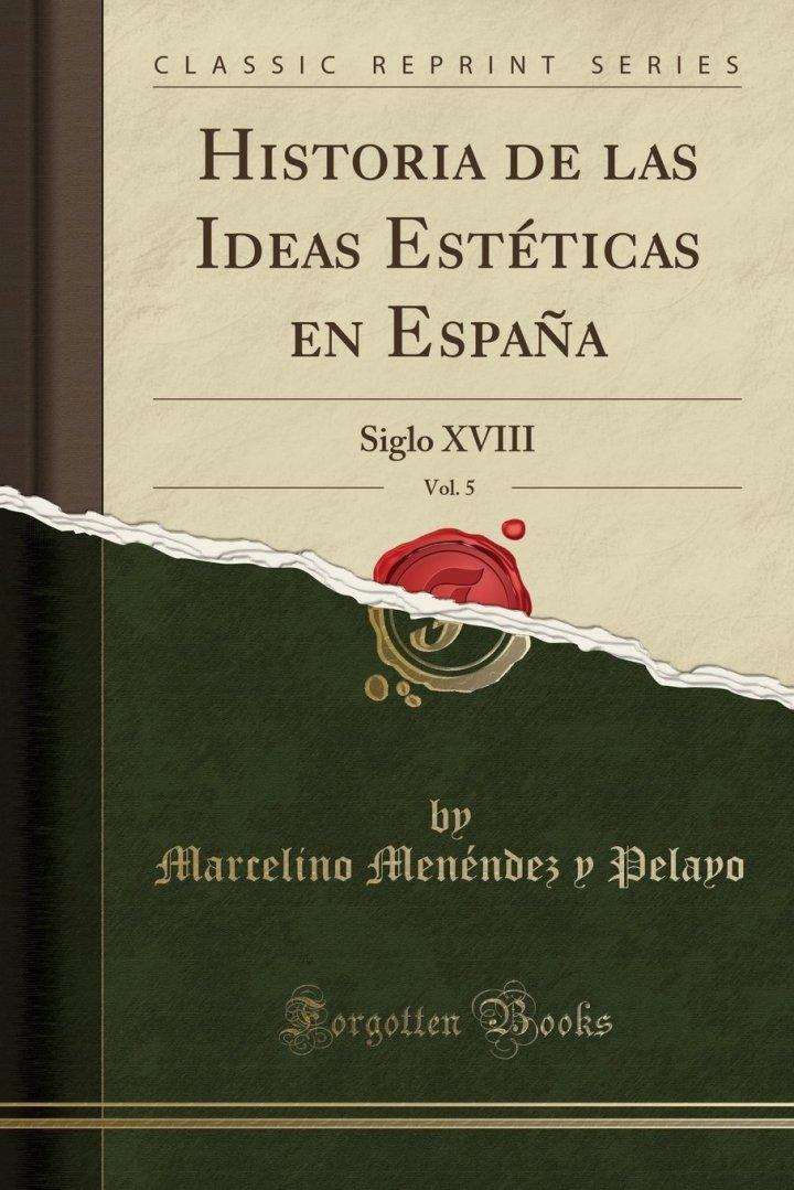 historia-de-las-ideas-esteticasmendendez