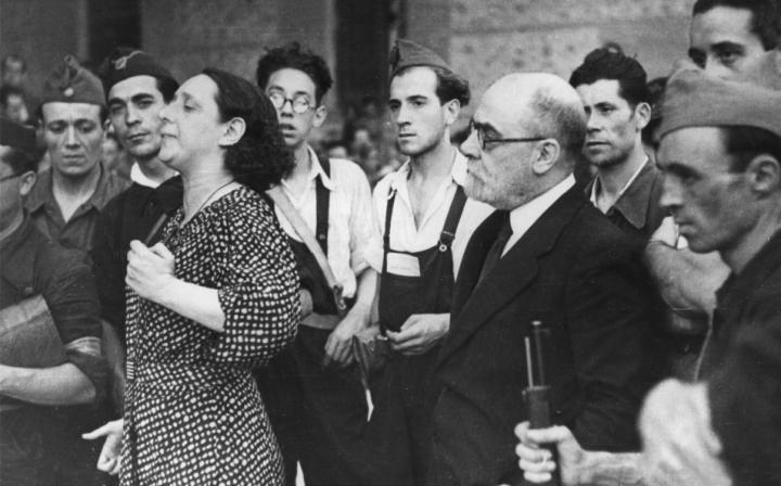¿Sabían que en España, la violación en grupo ya se estableció como delito por las Cortes de Castilla y León en la segunda mitad del siglo XIII? Breve historia de las mujeres sin Irene Montero.