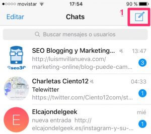 telegram-1-300x267 Telegram Messenger, fuente de tráfico para tu blog y nuevas funciones