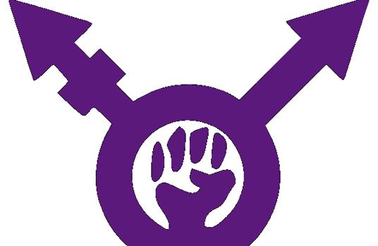 Uno de los símbolos del transfeminismo