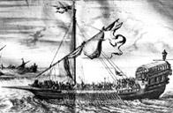 Barco pirata del norte de África