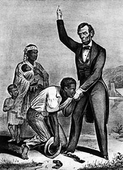 Fin de la esclavitud