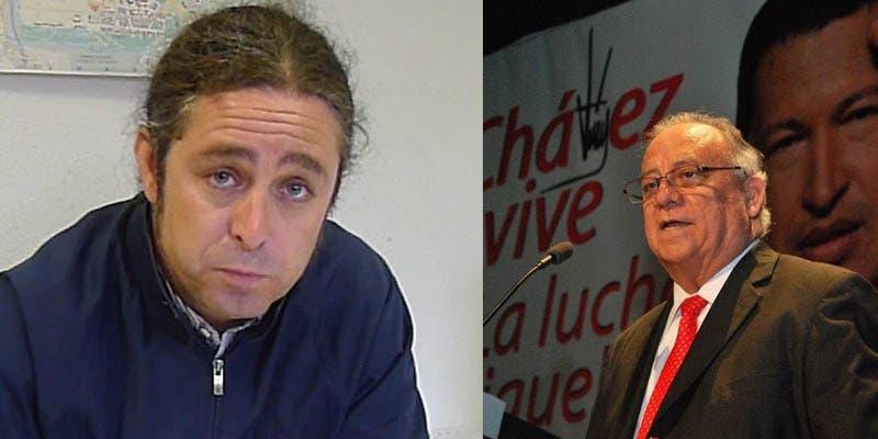 """Exclusiva PD / El Embajador chavista en Madrid amenaza a sus empleados por desvelar el 'fichaje' del dirigente de IU y su amiguismo con Carmena: """"Me lo pagarán"""""""