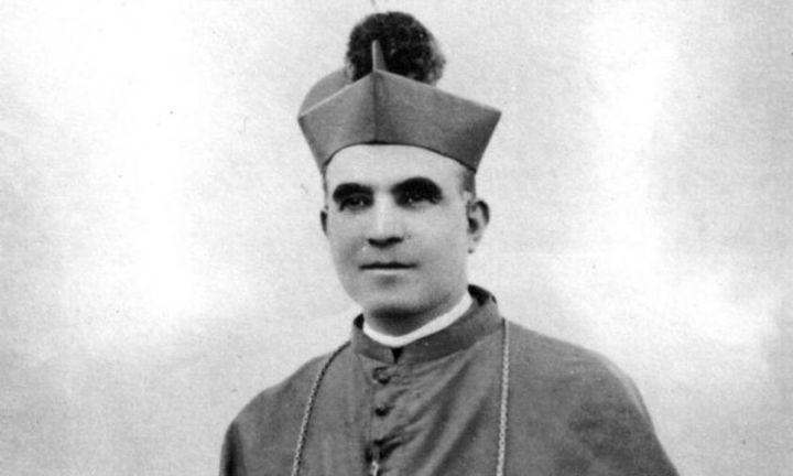 El obispo de Barbastro, Florentino Asensio Barroso