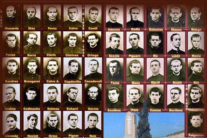 Resultado de imagen de Barbastro, el gulag del paraíso anarquista