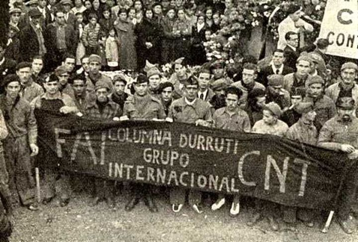 Columna Durruti de la FAI-CNT