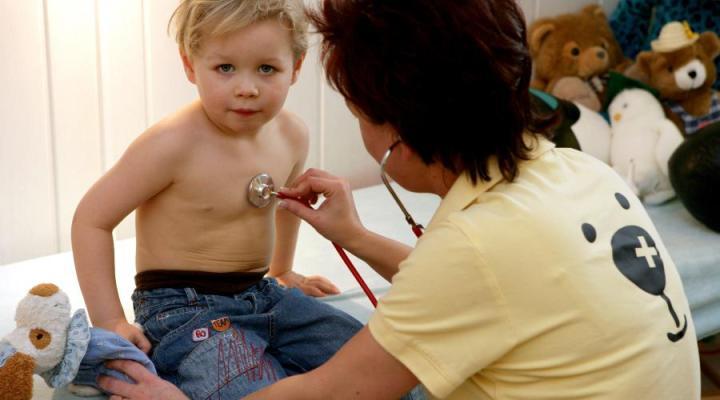La Sociedad Alemana de Enfermedades Infecciosas Pediátricas (DGPI) advierte contra las tácticas de miedo durante la hospitalización y el lunes.