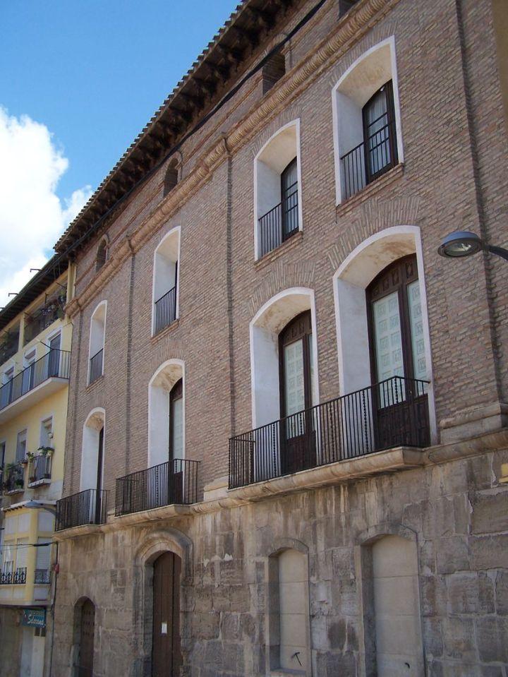 Palacio Montcada de Fraga