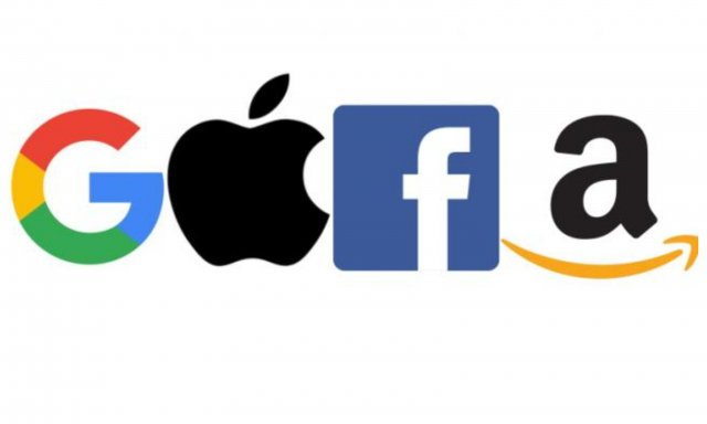 EEUU, adalid de la lucha contra el monopolio, ha creado ahora un oligopolio planetario: Google, Facebook, Amazon...
