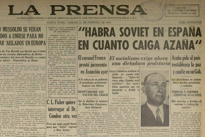 1917, Largo Caballero y el Soviet español | Cultura