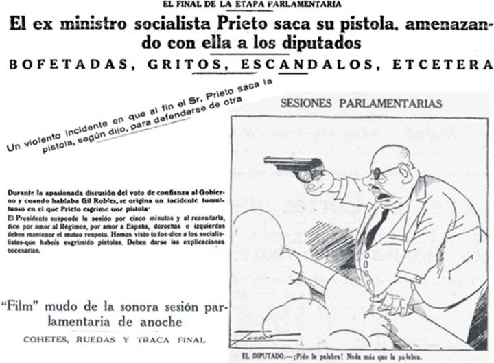 Indalecio Prieto: un golpista confeso