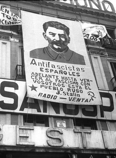 La República visita a Stalin | Cultura | EL PAÍS