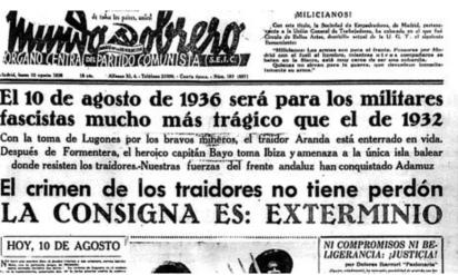 El PSOE fue el CULPABLE!! Recopilación de las incitaciones del Pedro Sanchez  de 1936 – secretario general del PSOE – Largo Caballero para ir a la guerra  civil. – Verdades Ofenden